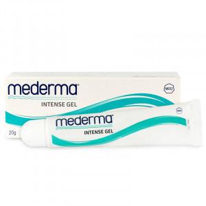 Mederma Intense Gel 20 g. เจลลดรอยแผลเป็น รอยดำจากสิว และแผลคีลอยด์ 20 กรัม