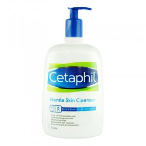Cetaphil Gentle Skin Cleanser 1 lt. เซตาฟิล เจนเทิล สกิน คลีนเซอร์ 1 ลิตร