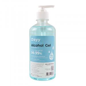 Dayy Alcohol Gel 450 ml. เดย์ เจลทำความสะอาดมือโดยไม่ต้องล้างออก 450 มล.