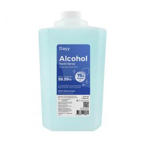 Dayy Alcohol Hand Spray 1000 ml. เดย์ แอลกอฮอล์ แฮนด์ สเปรย์ 1000 มล.