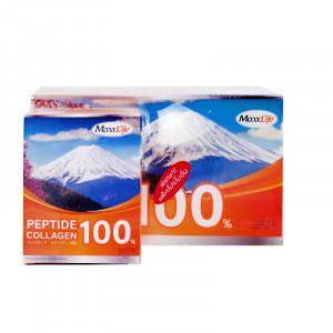 Maxxlife Collagen Peptide Fish 110 g. คลอลาเจน เปปไทด์ (ปลา) 110 กรัม.